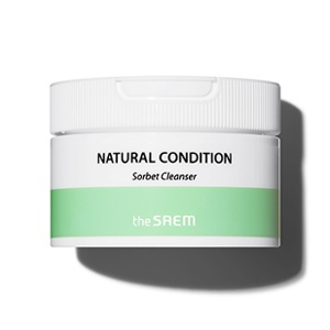 The Saem Natural Condition Sorbet Cleanser 100ml