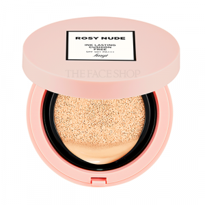 The Face Shop fmgt [Rosy Nude Edition] Ink Lasting Cushion Free SPF50+ PA+++ 15g