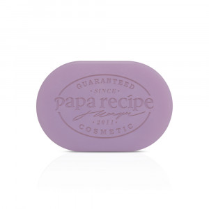 Paparecipe Eggplant Clearing Soap 100g