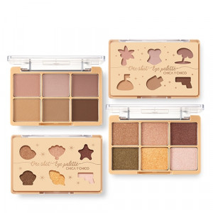 ChicaYChico One Shot Eye Palette [Summer Edition] 9g