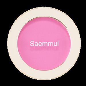 THE SAEM Saemmul Single Blusher 5g [#PK03 Freeze Pink]