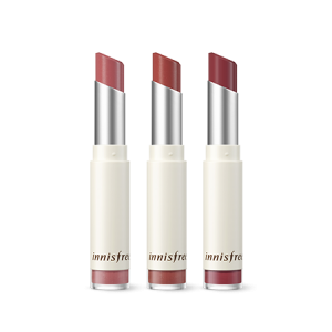 Innisfree Real Fit Creamy Lipstick 3.3g  [Autumn Maple Collection]