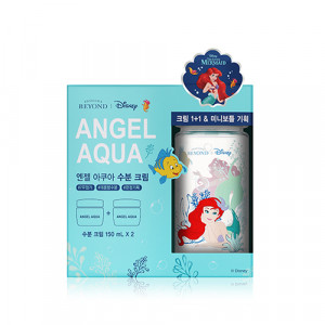 BEYOND [Disney] Angel Aqua Moistire Cream 150ml*2ea