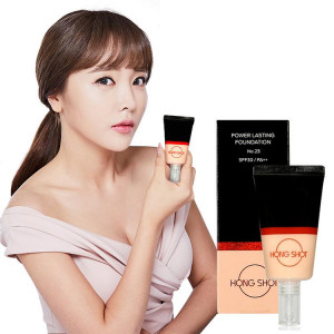 HONGSHOT Power Lasting Foundation Tube 28ml