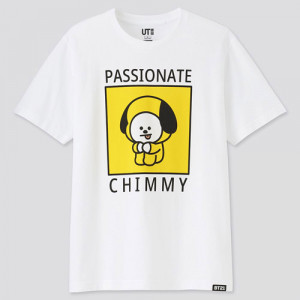 UNIQLO BT21 UT D (Short Sleeve)