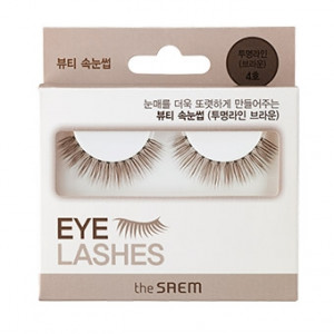 The Saem Beauty eyelash clear line 1EA