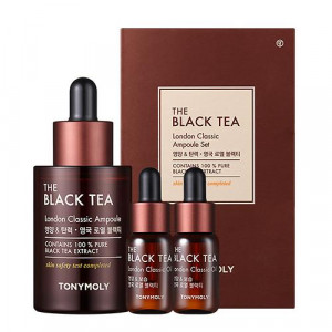 TONYMOLY The Black Tea London Classic Toner 180ml