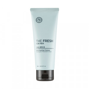 The Face Shop The Fresh For Men Mild Cleansing Foam 150ml