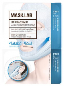THE FACE SHOP Mask Lab Double Wrap Face Mask 25g