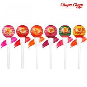 Chupa Chups Lip Locker Tint Set 7g*6ea