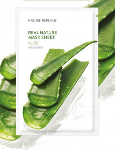 Nature Republic  Real Nature Mask Sheet 1ea