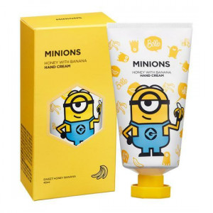 MINIONS Honey With Banana Hand Cream 45ml