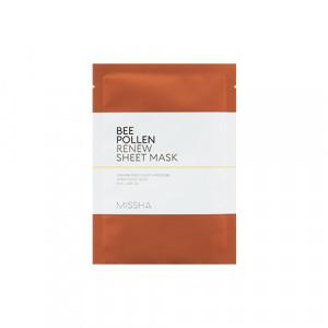 MISSHA Bee Pollen Renew Sheet Mask 25ml