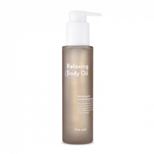 Etude House +he Zam Relaxing Body Oil 105ml