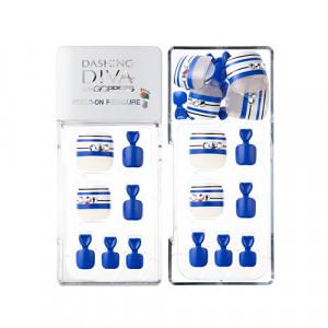 Missha x Dashing Diva Magic Press Pedicure [Beach Towel] 1set