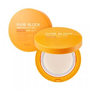APIEU Pure Block Water Bling Sun Balm 13g