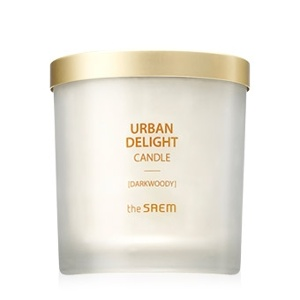 The Saem Urban Delight Candle Darkwoody 160ml
