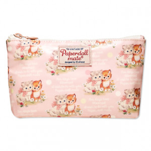 Etude House Oil Cloth Pouch M [Cat] 1EA