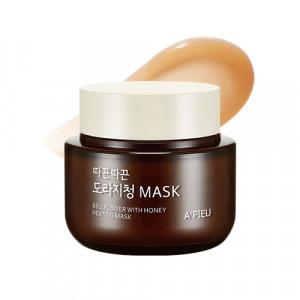 A'PIEU Bellflower With Honey Heating Mask 110ml