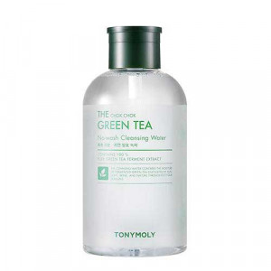 TONYMOLY The Chok Chok Green Tea No-Wash Cleansing Water 700ml