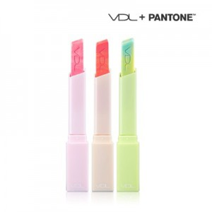 VDL + PANTONE™ Expert Color Lip Cube Marble Glow 3.3g (2017 Limited Edition)