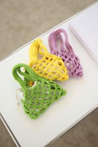 [R] Jolie Laide Mini Net Handbag 1pcs
