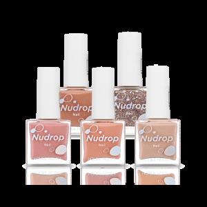 HolikaHolika Holi Nudrop Piece Matching Nails (19 S/S COLLECTION) 10ml