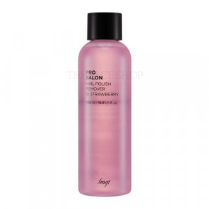 The Face Shop Pro Salon Nail Polish Remover 500ml