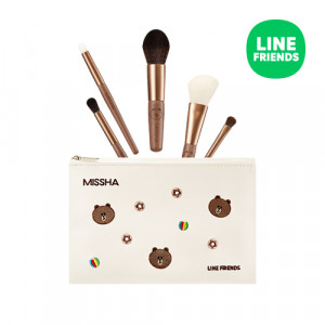 Missha (Line Friends Edition) Atristool To-Go Kit 1ea