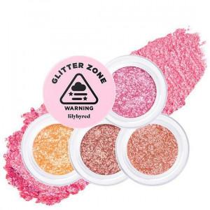 LILYBYRED Glitter Zone #Fog 3g