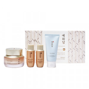 The Face Shop Yehwadam Heaven Grade Ginseng Regenerating Cream Gift Set 50ml +50ml+32ml+32ml