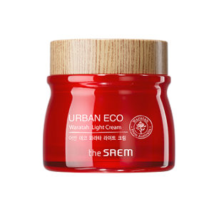 [E] THE SAEM Urban Eco Waratah Light Cream 60ml