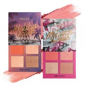 PONY EFFECT L.A. Days Blush Palette 13g