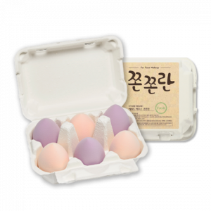 Etude House For Face Makeup Puff 6P