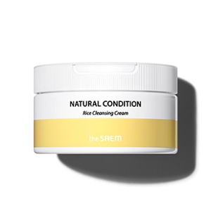 The Saem Natural Condition Rice Cleansing Cream 300ml
