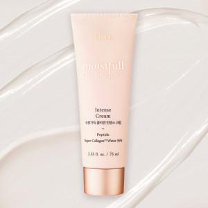 Etude House Moistfull Collagen Intense Cream [Tube] 75ml