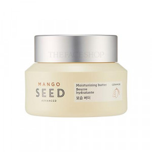 The Face Shop Mango Seed Radiance Butter For Face 50ml