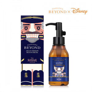 BEYOND x Disney  Argan Therapy Signature Oil [2018 Hoilday LTD] 130ml
