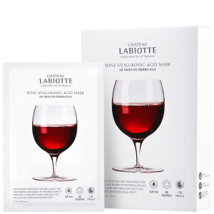 LABIOTTE Chatau Labiotte Wine Hyaluronic Acid Mask 25ml