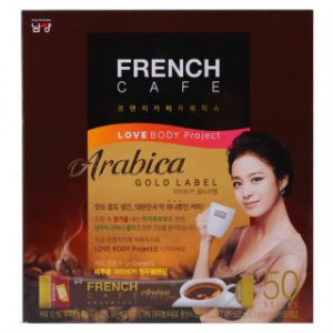 [Coffee Mix] Namyang French Cafe Gold Label 12g x 50T
