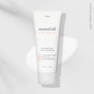 Etude House Moistfull Collagen Cleansing Foam 150g