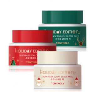 TONYMOLY [Holiday Edition] Play Mask 50ml