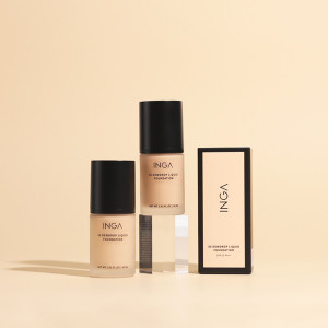 Inga 66 Dewdrop Liquid Foundation 30ml