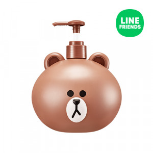 MISSHA (Line Friends Edition) Hand and Body Lotion [Moringa] 600ml