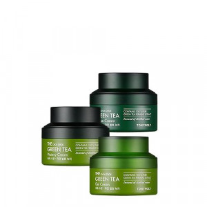 TONYMOLY Thc Chok Chok Green Tea Trial Kit 10ml * 3ea