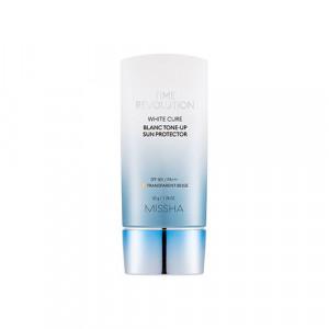 Missha Time Revolution White Cure Blanc Tone-Up Sun Protector SPF50+ / PA+++ 50g