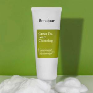 Bonajour Green Tea Foam Cleansing 150ml