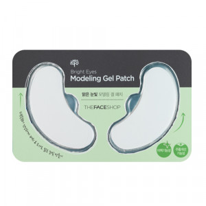 The Face Shop Bright Eyes Modeling Gel Patch 2pcs
