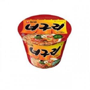 NongShim NEOGURI Ramyun Noodle Soup Seafood 111g