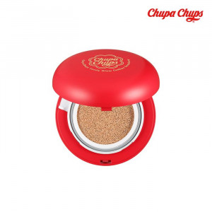 Chupa Chups Candy Glow Cushion Strawberry SPF50+ PA++++ 14g
